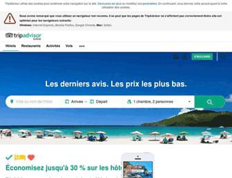 fr.tripadvisor.ch screenshot