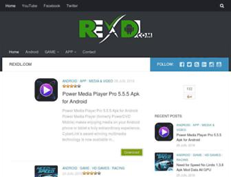 rexdl.com screenshot