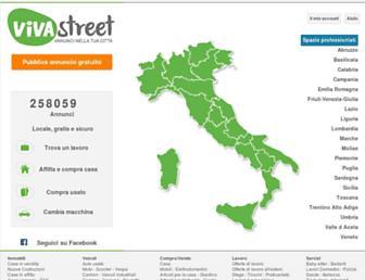 offerte-lavoro.vivastreet.it screenshot