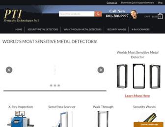 pti-world.com screenshot