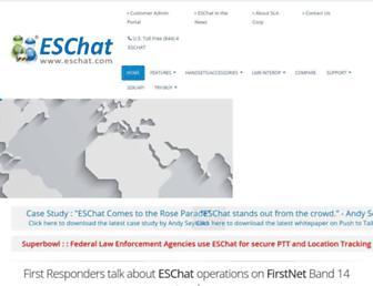 eschat.com screenshot
