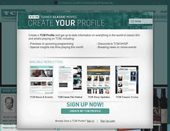 Thumbshot of Tcm.com