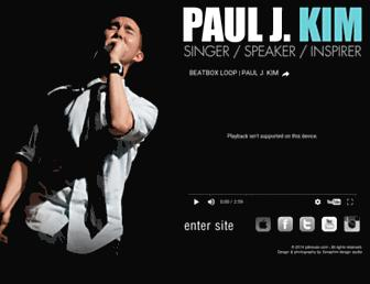 pjkmusic.com screenshot
