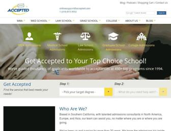 Thumbshot of Accepted.com