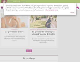 periodofertile.it screenshot