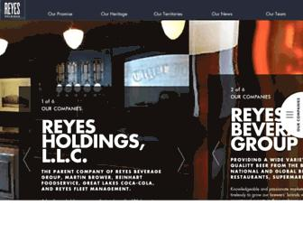 Thumbshot of Reyesholdings.com