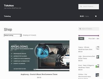 Thumbshot of Tokokoo.com