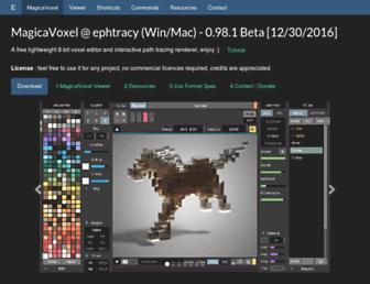 ephtracy.github.io screenshot