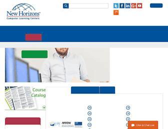nhlexington.com screenshot