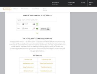 Thumbshot of Hotelpricebot.com