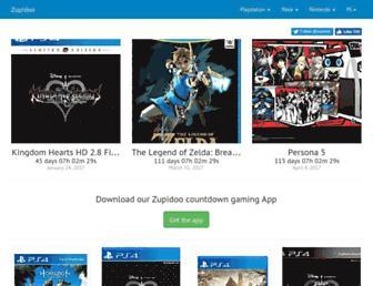 zupidoo.com screenshot