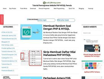 suckittrees.com screenshot