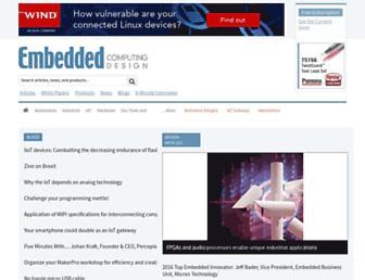 embedded-computing.com screenshot