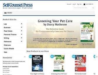 self-counsel.com screenshot