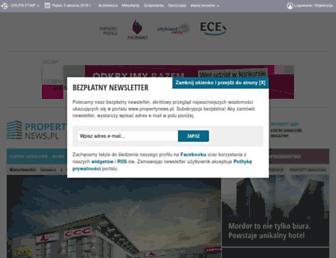 propertynews.pl screenshot