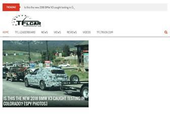 tflcar.com screenshot