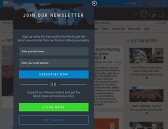 sofrep.com screenshot