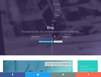blog.elevationweb.org screenshot