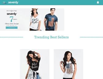 Thumbshot of Sevenly.org