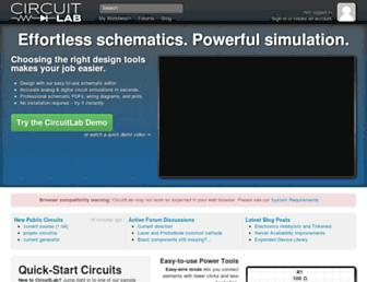circuitlab.com screenshot