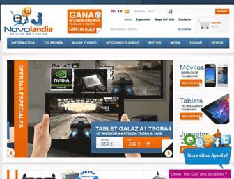 Thumbshot of Ideoregalos.com