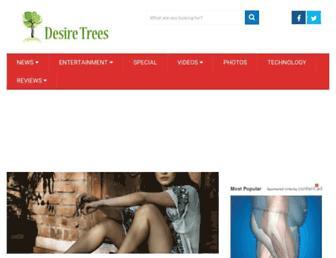 Thumbshot of Desiretrees.com