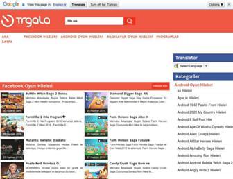 trgala.com screenshot