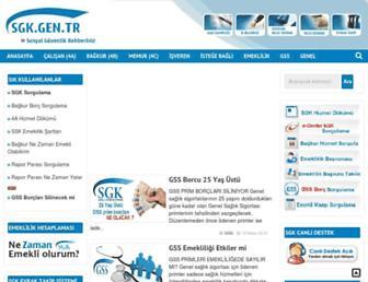 Thumbshot of Sgk.gen.tr