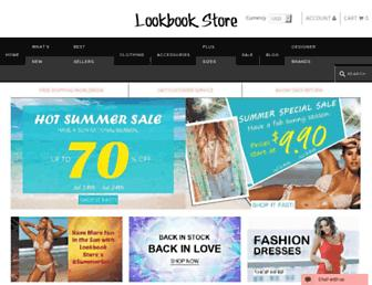 Thumbshot of Lookbookstore.co
