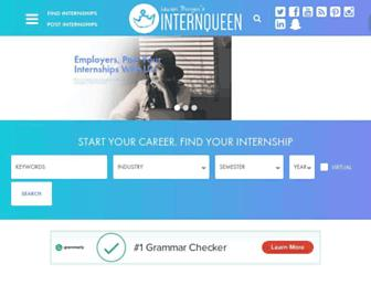 Thumbshot of Internqueen.com