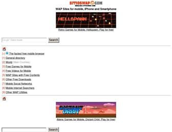 english.sitioswap.com screenshot