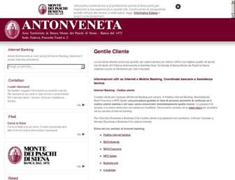 Thumbshot of Antonveneta.it