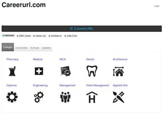 careerurl.com screenshot
