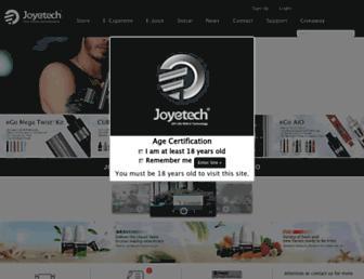 Thumbshot of Joyetech.com