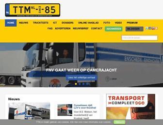 ttm.nl screenshot