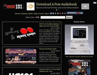 Thumbshot of Hardcoregaming101.net