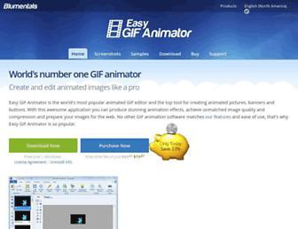 easygifanimator.net screenshot