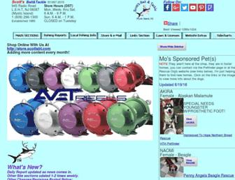 scottsbt.com screenshot