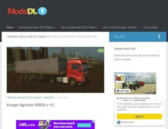 modsdl.com screenshot
