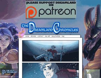 Thumbshot of Thedreamlandchronicles.com