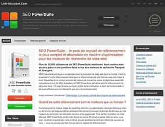 Thumbshot of Seopowersuite.fr