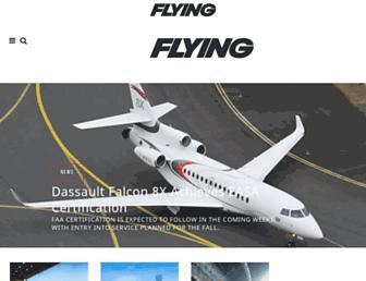 flyingmag.com screenshot