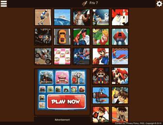 friv-7.com screenshot