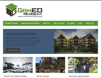 gamedacademy.com screenshot