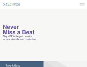plaympe.com screenshot