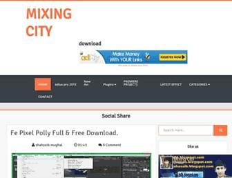 mixingboy.blogspot.com screenshot
