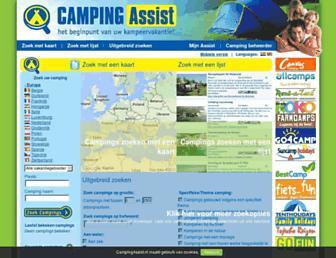Thumbshot of Campingassist.nl