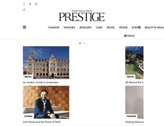 prestigeonline.com screenshot