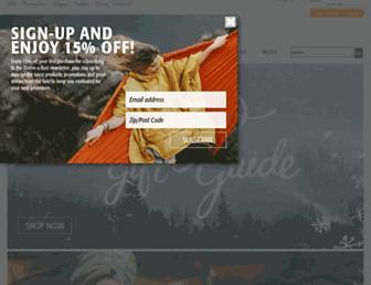 thermarest.com screenshot