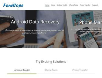 fonecope.com screenshot